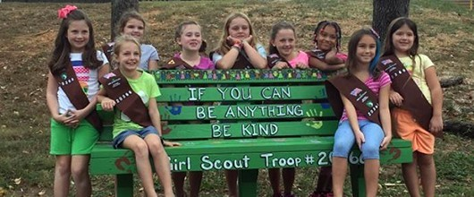 Donate to the Girl Scout Council of the Southern Appalachians